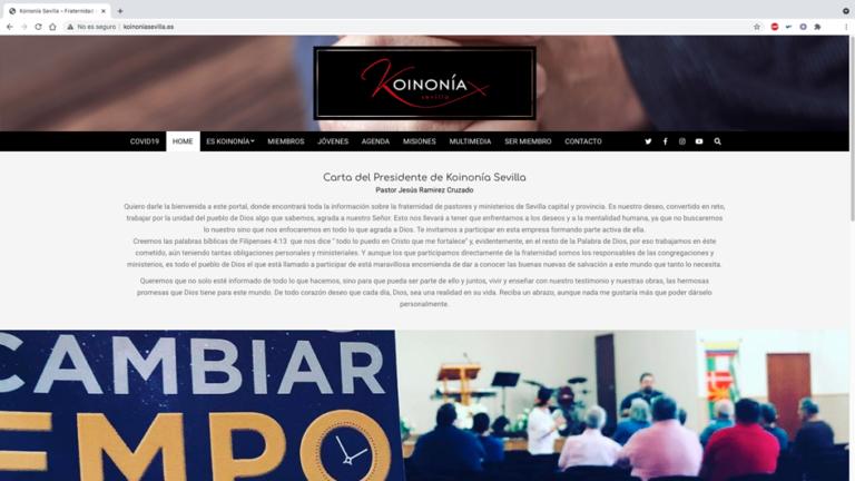 www.koinoniasevilla.es