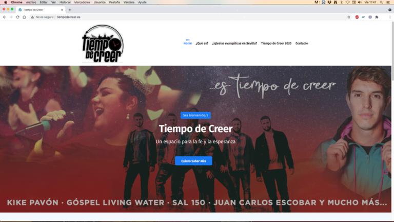 www.tiempodecreer.es